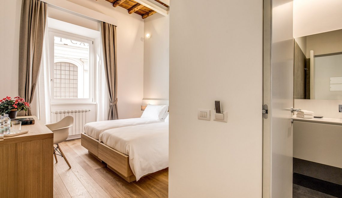 Matrimoniale Superior doppia/ con letti singoli - Boutique hotel ...
